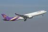 Thai Airways International Airbus A330-321 HS-TEG (msn 112) BKK (Michael B. Ing). Image: 925077.