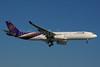 Thai Airways International Airbus A330-343 HS-TEQ (msn 1037) HAM (Gerd Beilfuss). Image: 906626.