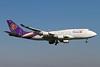 Thai Cargo (Thai Airways International) Boeing 747-4D7 (F) HS-TGJ (msn 24459) AMS (Arnd Wolf). Image: 908406.
