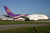 Thai Airways International Airbus A380-841 HS-TUF (msn 131) LHR. Image: 936152.