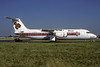 Thai Airways International BAe 146-300 G-BRAB (HS-TBL) (msn E3131) LBG (Christian Volpati). Image: 911350.