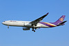 Thai Airways International Airbus A330-343 HS-TEQ (msn 1037) BKK (Michael B. Ing). Image: 921553.