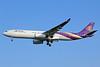 Thai Airways International Airbus A330-343 HS-TEQ (msn 1037) BKK (Michael B. Ing). Image: 921553.