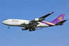Thai Airways International Boeing 747-4D7 HS-TGG (msn 33771) BKK (Michael B. Ing). Image: 923687.
