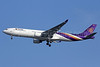 Thai Airways International Airbus A330-321 HS-TEB (msn 060) BKK (Michael B. Ing). Image: 911275.