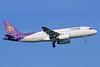 Thai Airways International Airbus A320-232 HS-TXE (msn 5436) BKK (Michael B. Ing). Image: 935691.
