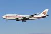 Thai Airways International Boeing 747-4D7 HS-TGG (msn 27093) PEK (Michael B. Ing). Image: 906624.