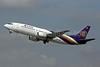 Thai Airways International Boeing 737-4D7 HS-TDH (msn 28703) BKK (Michael B. Ing). Image: 904546.