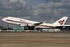 Thai Airways International Boeing 747-4D7 HS-TGB (msn 32370) LHR (SPA). Image: 935682.