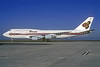 Thai Airways International Boeing 747-3D7 HS-TGE (msn 23722) CDG (Christian Volpati). Image: 935682.