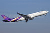 Thai Airways International Airbus A330-322 HS-TEK (msn 224) BKK (Michael B. Ing). Image: 911277.