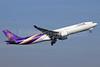 Thai Airways International Airbus A330-322 HS-TEK (msn 224) BKK (Michael B. Ing). Image: 911277.
