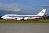 Thai International (Thai Airways International) Boeing 747-4D7 HS-TGP (msn 26610) (1960 retrojet) ZRH (Rolf Wallner). Image: 906622.