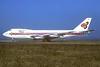 Thai Airways International Boeing 747-2D7B, HS-TGB (msn 21783) CDG (Christian Volpati). Image: 940096.