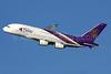 Thai Airways International Airbus A380-841 HS-TUE (msn 125) LHR (Antony J. Best). Image: 935869.