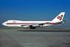 Thai Airways International Boeing 747-2D7B, HS-TGF (msn 22337) CDG (Christian Volpati). Image: 907637.