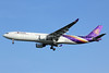 Thai Airways International Airbus A330-322 HS-TEJ (msn 209) BKK (Michael B. Ing). Image: 923690.