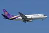 Thai Airways International Boeing 737-4D7 HS-TDG (msn 26614) BKK (Michael B. Ing). Image: 934581.