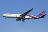 Thai Airways International Airbus A330-343 HS-TEO (msn 1003) BKK (Michael B. Ing). Image: 937174.
