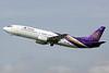 Thai Airways International Boeing 737-4D7 HS-TDG (msn 26614) BKK (Michael B. Ing). Image: 904545.
