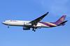 Thai Airways International Airbus A330-343 HS-TBF (msn 1374) BKK (Michael B. Ing). Image: 935693.