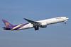 Thai Airways International Boeing 777-35R ER HS-TKT (msn 35159) BKK (Michael B. Ing). Image: 911263.