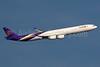 Thai Airways International Airbus A340-642 HS-TNB (msn 681) LHR (SPA). Image: 926411.