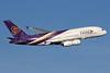 Thai Airways International Airbus A380-841 HS-TUF (msn 131) LHR (SPA). Image: 936153.