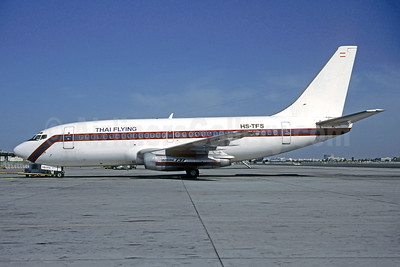 Thai Flying Service Boeing 737-2P5 HS-TFS (msn 21440) DMK (Christian Volpati Collection). Image: 949322.