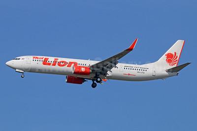 Thai Lion Air Boeing 737-9GP ER WL HS-LTQ (msn 39832) DMK (Michael B. Ing). Image: 939276.
