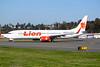 Thai Lion Air Boeing 737-9GP ER WL N5515R (HS-LTI) (msn 38738) BFI (Joe G. Walker). Image: 913944.