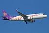 Thai Smile Airbus A320-232 WL HS-TXH (msn 5828) BKK (Michael B. Ing). Image: 923700.