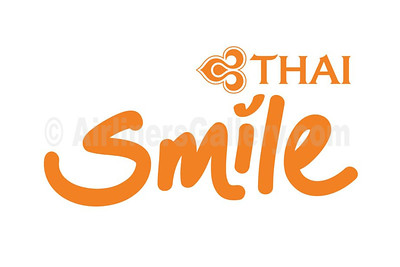 1. Thai Smile Airways logo