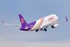Thai Smile (Thai Airways International) Airbus A320-232 WL F-WWBF (HS-TXU) (msn 6795) TLS (Clement Alloing). Image: 930016.