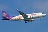 Thai Smile Airbus A320-232 WL HS-TXG (msn 5806) BKK (Michael B. Ing). Image: 923699.