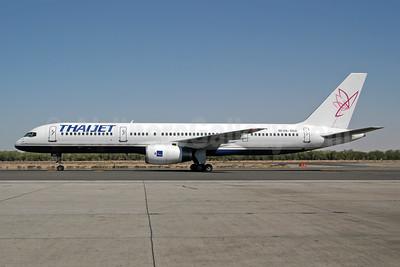 ThaiJet (Atlas International) Boeing 757-225 HS-OGA (msn 22688) SHJ (Ton Jochems). Image: 954397.