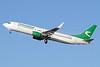Turkmenistan Airlines Boeing 737-82K WL EZ-A004 (msn 36088)  DME (OSDU). Image: 926413.