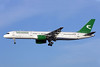 Turkmenistan Airlines Boeing 757-22K EZ-A012 (msn 28337) LHR (Antony J. Best). Image: 904347.