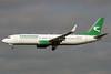Turkmenistan Airlines Boeing 737-82K WL EZ-A005 (msn 36089) LHR (Antony J. Best). Image: 908051.