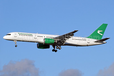 Last remaining 757 (EZ-A014), to be replaced in 2016