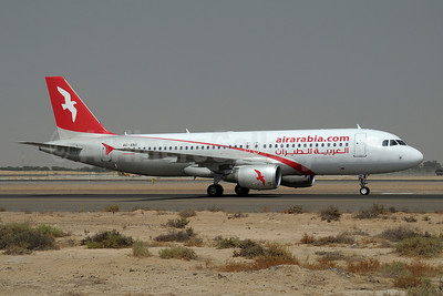 Air Arabia (airarabia.com) (UAE) Airbus A320-214 A6-ANG (msn 4890) SHJ (Paul Denton). Image: 913887.