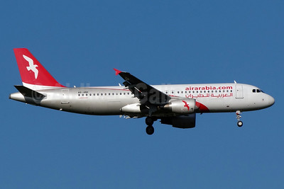 Air Arabia (airarabia.com) (UAE) Airbus A320-214 A6-ANK (msn 5206) BSL (Paul Bannwarth). Image: 929245.
