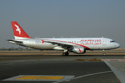 Air Arabia (airarabia.com) (UAE) Airbus A320-214 A6-ANJ (msn 5143) SHJ (Paul Denton). Image: 913889.