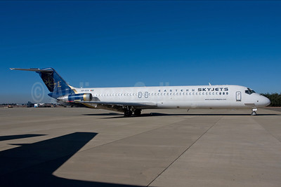 Eastern SkyJets McDonnell Douglas DC-9-51 A6-ESA (msn 48136) JNB (Michael Stappen). Image: 945562.