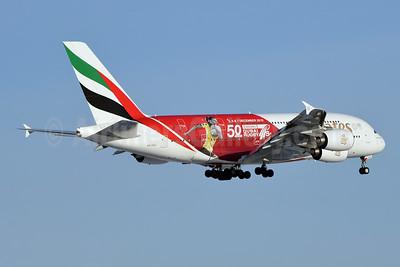 Emirates Dubai Rugby - 50 Years