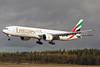 Emirates Airline Boeing 777-31H ER A6-EGC (msn 35596) ARN (Stefan Sjogren). Image: 926377.