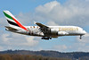 """Emirates' second """"Real Madrid"""" A380 logo jet"""