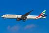 Emirates Airline Boeing 777-31H ER A6-EGA (msn 38984) GRU (Rodrigo Cozzato). Image: 923517.