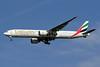 Emirates Airline Boeing 777-31H ER A6-EGC (msn 35596) (FIFA World Cup Brasil 2014) IAD (Brian McDonough). Image: 924027.