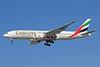 Emirates Airline Boeing 777-21H LR A6-EWE (msn 35582) LAX (Michael B. Ing). Image: 907561.